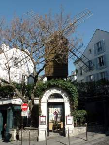 Monmartre is my favorite by far! You'll find 2 remaining original windmills made famous by the painters, Renoir and Van Gogh.