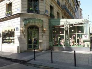 For the Best Macaroons, Laduree, is a must. You'll find macaroons, but so many other beautiful desserts.